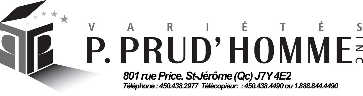 Les variétés Prud'homme Inc.