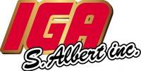 IGA_S-Albert_logo